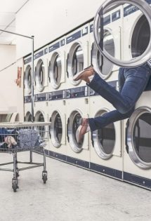 Taming the Laundry Blues (and Fighting LBS Syndrome)