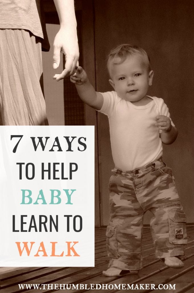 The Easiest Way to Teach Your Baby to Walk - wikiHow