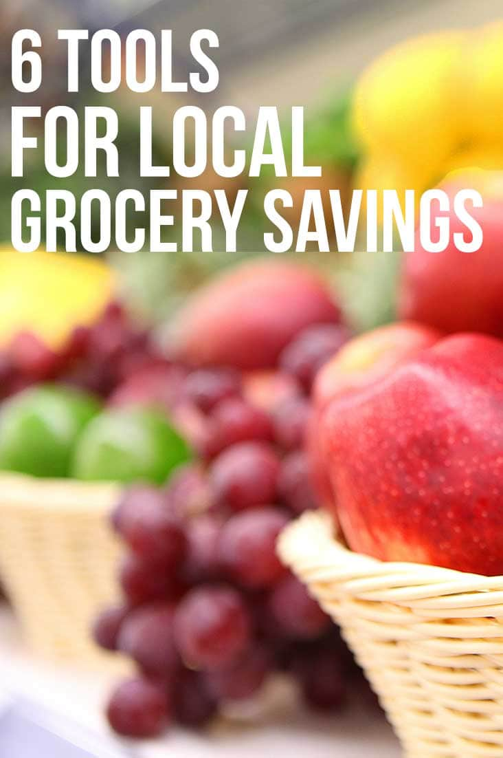 Try these six simple tools to maximize local grocery savings by shopping for seasonal, local food. You can prioritize eating healthy, clean food while grocery shopping on a budget with this easy 20-minute save money on groceries checklist!