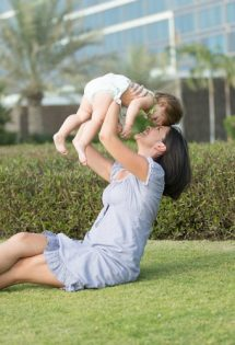 The Secret to Becoming a Better Mom