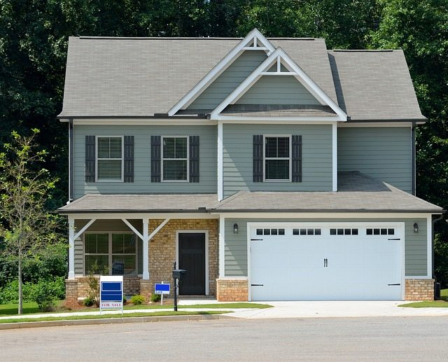 home with resale value in a subdivision