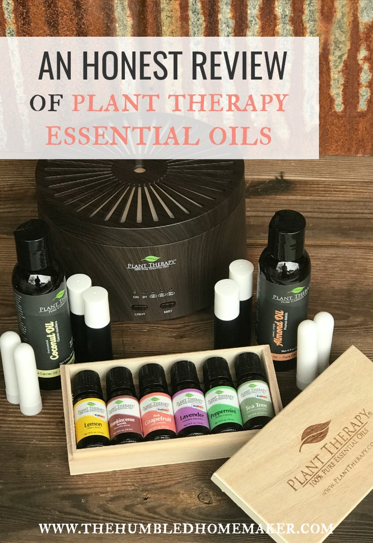 An Honest Review of Plant Therapy