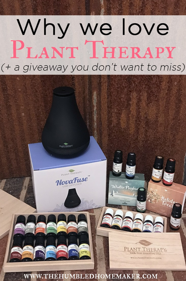 Why We Love Plant Therapy (an honest review) | The Humbled