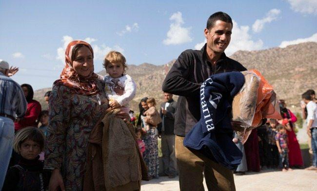 samaritan's purse helping in iraq