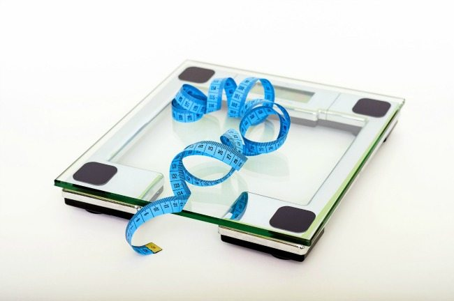 Have a realistic view of weight and weight loss.