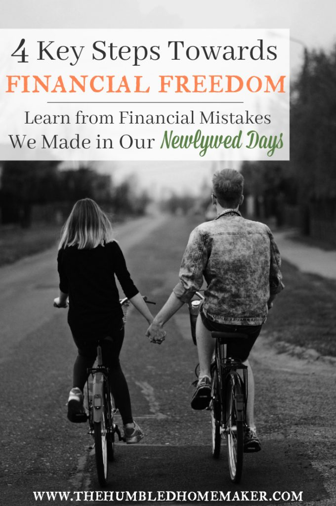 Financial mistakes are all too common—especially among newly married couples and young adults. These are our top financial regrets from our newlywed days, plus HOPE for finding financial freedom!