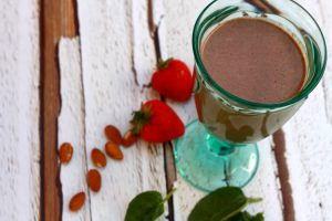 Sun Protection Smoothie  {Boost Your Natural Sun Protection Through Diet}