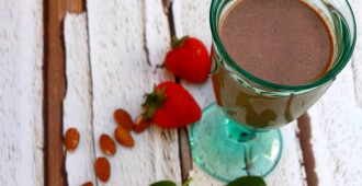 sun protection smoothie