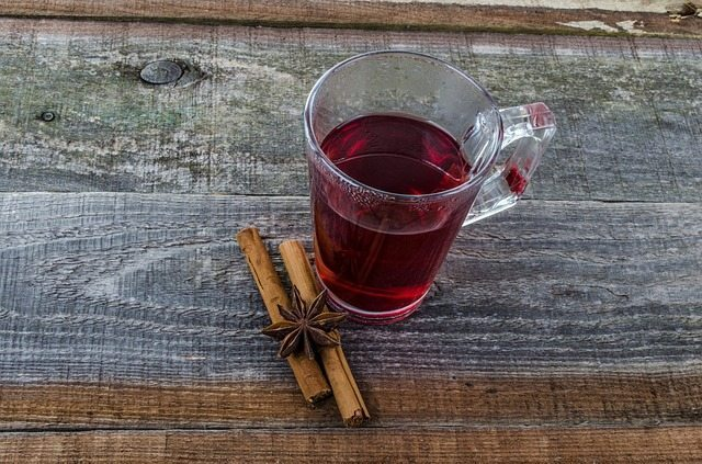 herbal tea is a good alternative to sweet tea