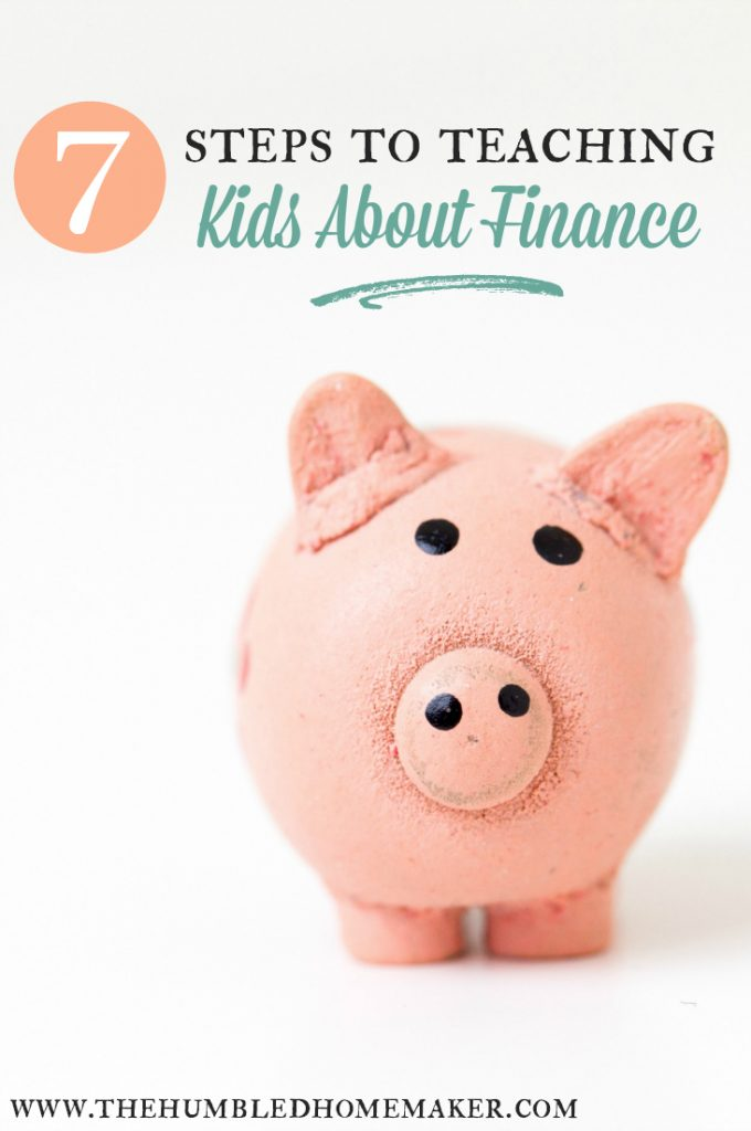 In today's world, teenagers can get their first credit card before learning anything about money management skills! As parents, we should BEGIN teaching kids about finance during childhood!