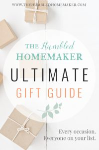 Because we often find that we could use a little gift inspiration ourselves, we brainstormed hundreds of gift ideas for moms, dads, and kids. Read on for our best collections of gift ideas for Christmas, Valentine's Day, and more!
